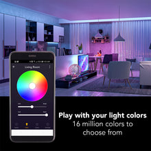 "Load image into Gallery viewer, 6"" Smart WiFi RGB+White LED Conversion Kit - BAZZ Smart Home.ca"