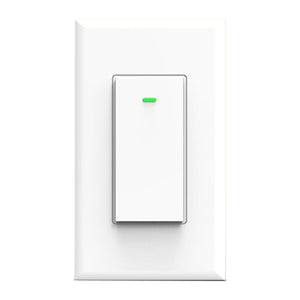 Smart WiFi Wall Switch (2-Pack) - BAZZ Smart Home.ca