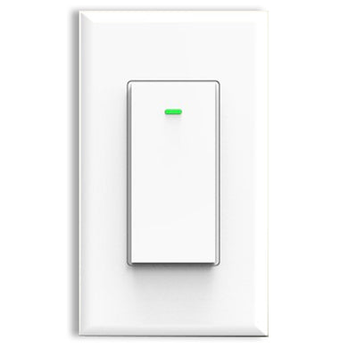 Smart WiFi Wall Switch - BAZZ Smart Home.ca