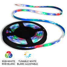 Load image into Gallery viewer, 10 ft. Smart WiFi RGB LED Light Strip - BAZZ Smart Home.ca