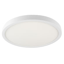 "Load image into Gallery viewer, 14"" Smart WiFi White RGBW Tunable Utility Ceiling Light - BAZZ Smart Home.ca"