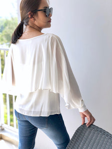 Cathy Capelet Top