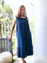 Load image into Gallery viewer, Denly Denim Pinafore