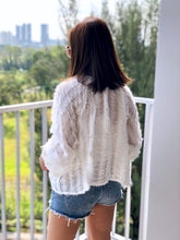 Load image into Gallery viewer, Maya Long Sleeve Furly Top