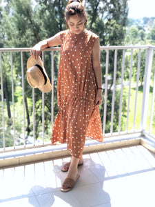Via Polka Dots Dress