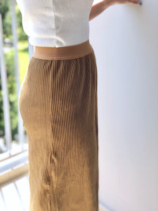 Corduroy Rubber Skirt
