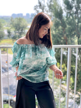 Load image into Gallery viewer, Chloe Chiffon Tie Dye Top
