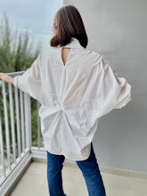 Load image into Gallery viewer, Arantia Twisted Back Shirt