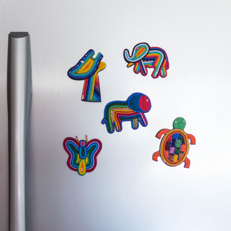 Elephant Fridge Magnet
