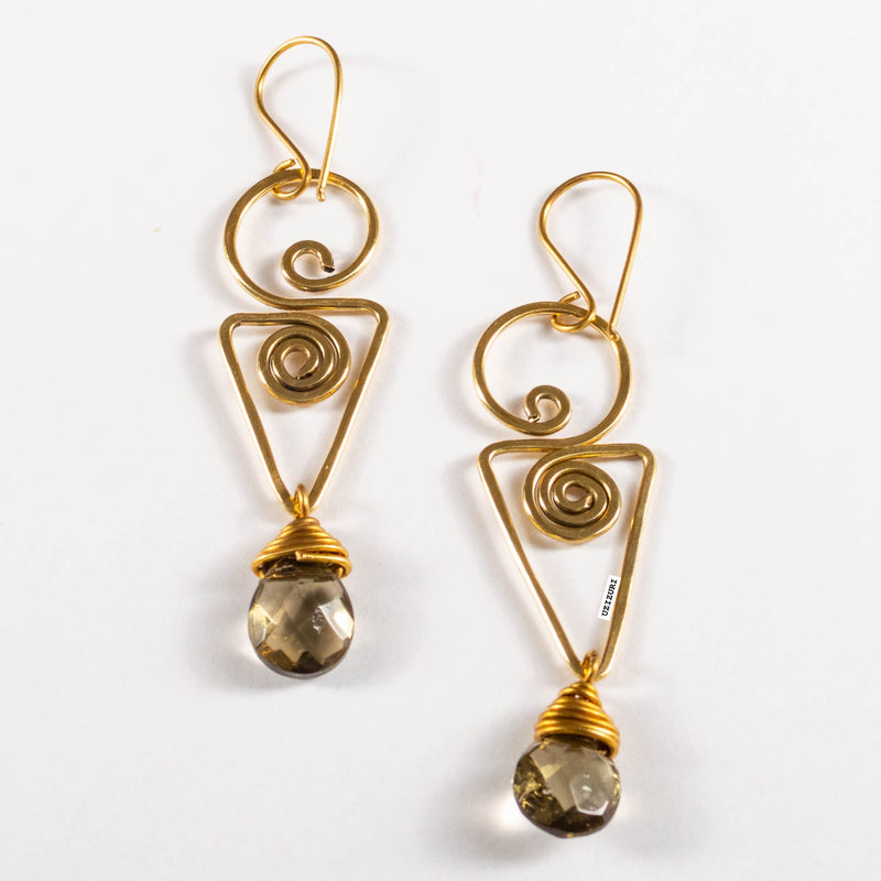 Alma Drop Earrings
