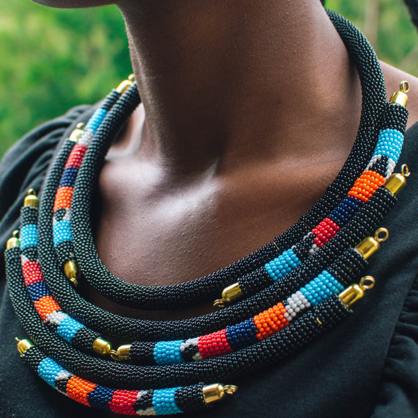 Yejide Statement Necklace