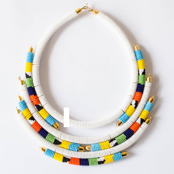 Faraji Statement Necklace