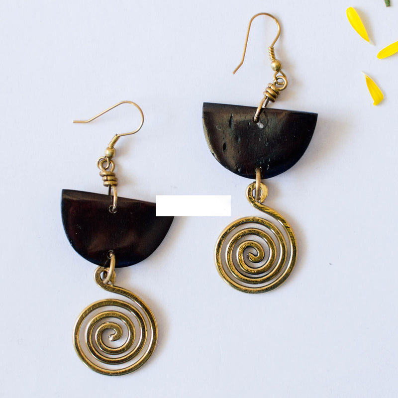 Chioma Dangle Earrings