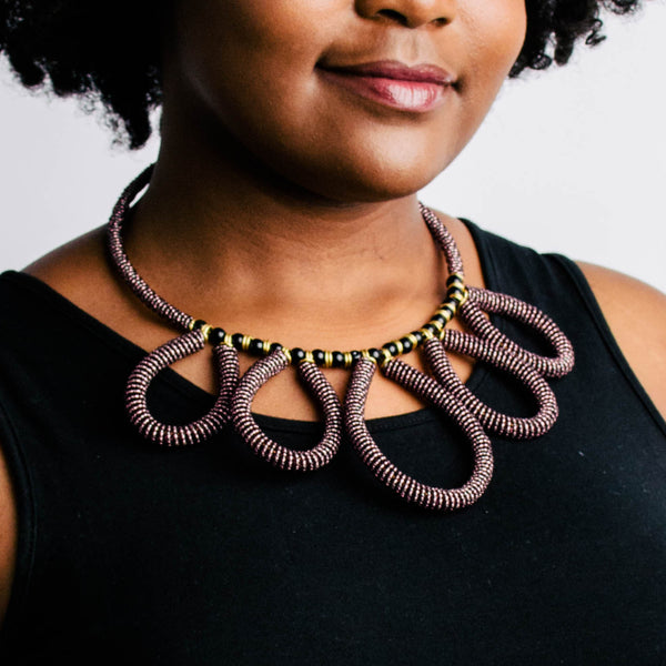 Jamila Statement Necklace