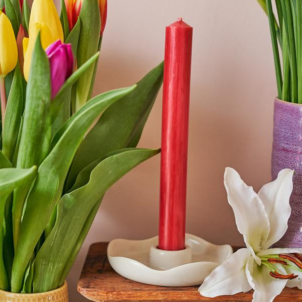 Soapstone Candle Holder