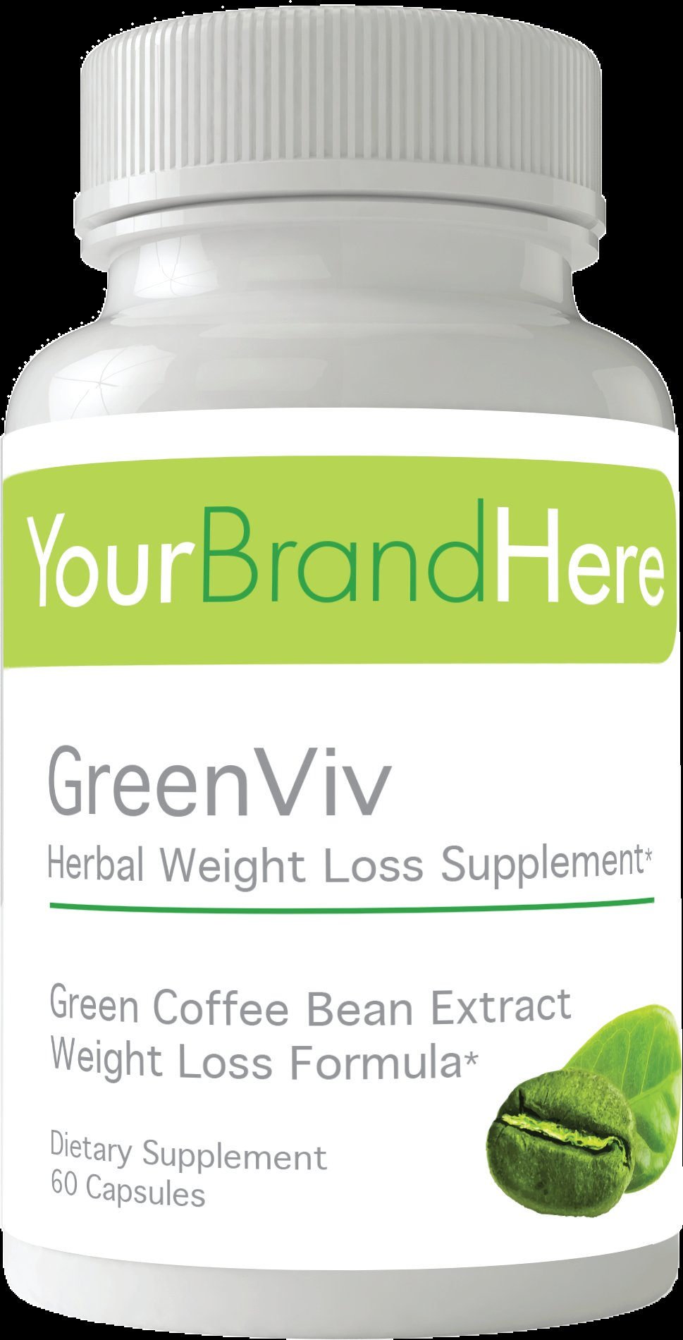 Green Coffee Bean Extract Weight Loss Blend