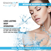 GloxiniaLife by Dr. Calle Intensive Recovery Cream- Moisturizer for Dry, Oily and irritated Skin-Moisturizers-Gloxinialife