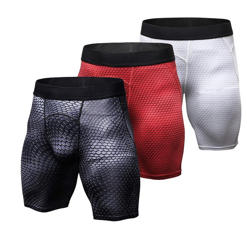 Legging Crossfit Men's Shorts - Don't Sit Stay Fit