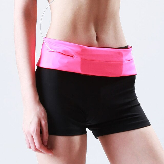 Sports Waist Bag - Don't Sit Stay Fit