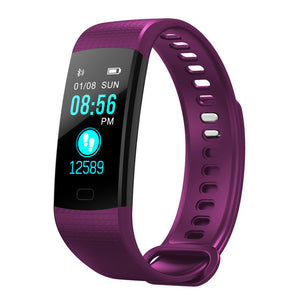 Colorful Screen Smart Bracelet - Don't Sit Stay Fit