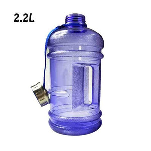 2.2L Half Gallon Water Bottles - Don't Sit Stay Fit