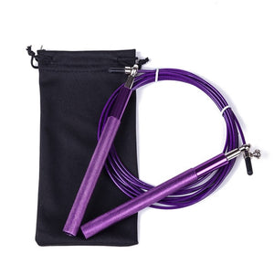 Adjustable Skipping Ropes - Don't Sit Stay Fit