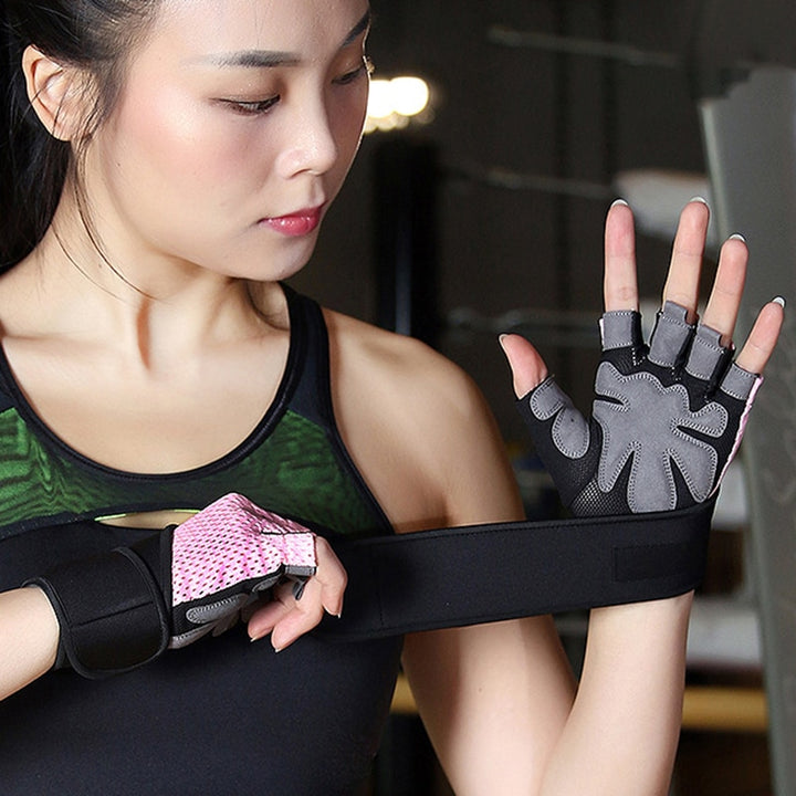 Weight Lifting Gloves - Don't Sit Stay Fit