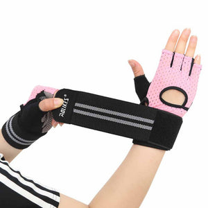 Anti-slip Resistance Wrist Glove - Don't Sit Stay Fit