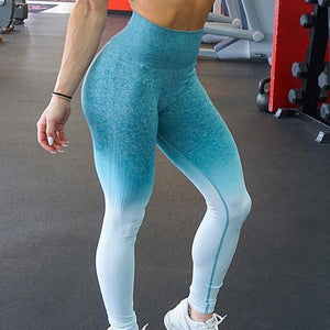 Push Up Yoga Leggings - Don't Sit Stay Fit