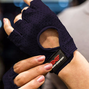 Half Finger Weightlifting Dumbbell Gloves - Don't Sit Stay Fit