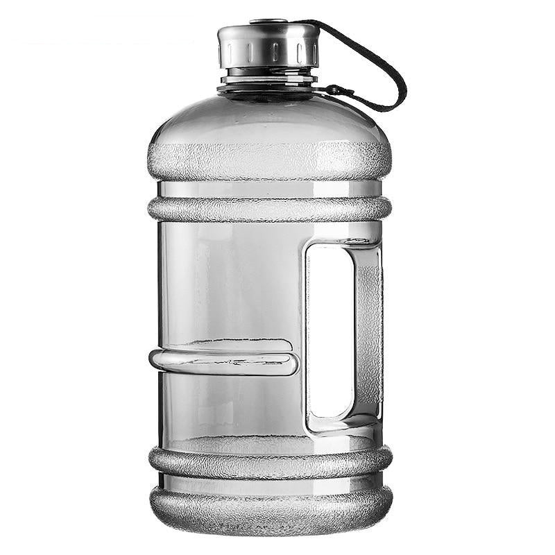 2.2L Large Capacity 1/2 Gallon Water Bottle - Don't Sit Stay Fit