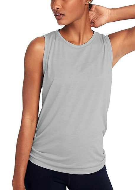 Yoga Tank Top - Don't Sit Stay Fit