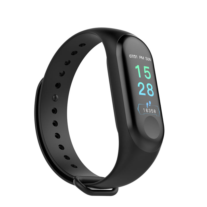 M3 Pro Smart Band Waterproof Fitness Tracker - Don't Sit Stay Fit