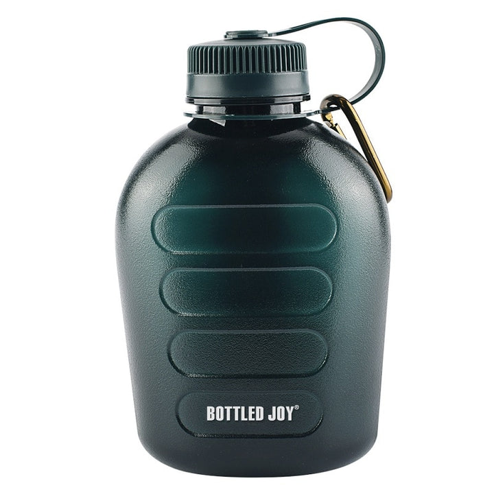 Military Canteen Water Bottle - Don't Sit Stay Fit
