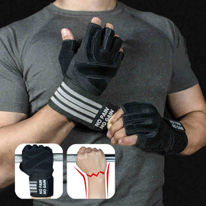Pair Weight Lifting Gloves - Don't Sit Stay Fit