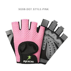 Crossfit Gym Gloves - Don't Sit Stay Fit