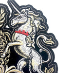 Patch Lion<br> Blason Royal