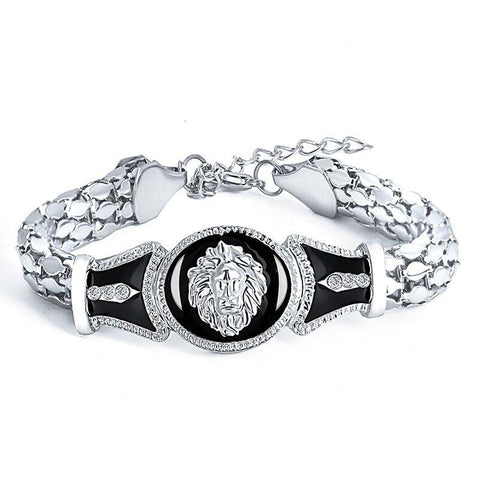 Bracelet Lion Instinct Animal