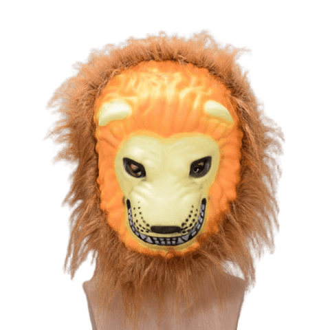 Masque Lion Flippant