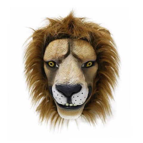 Masque Lion Hurlement