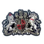 Patch Lion Blason Royal
