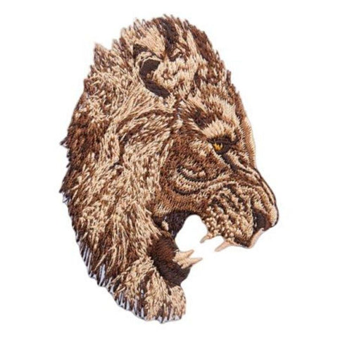 Patch Lion<br> Menaçant