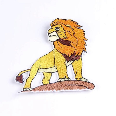 patch lion mufasa