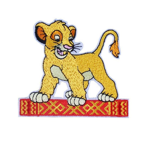 patch lion simba