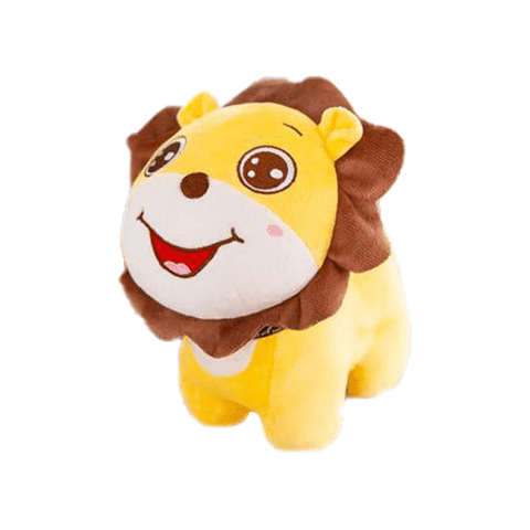 Peluche Lion Roi de la Jungle