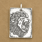 Pendentif Lion<br> Design Graffiti