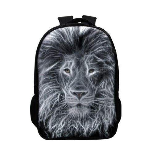 Sac a Dos Lion Art Incolore