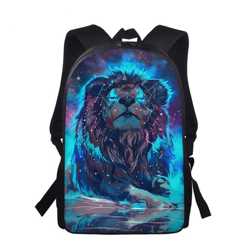 sac a dos lion galaxie