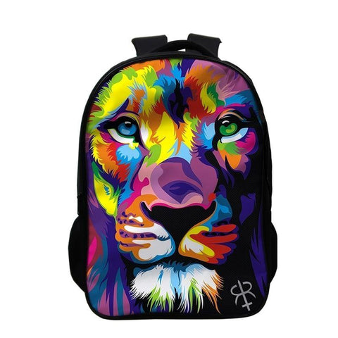 Sac a Dos Lion multicolore