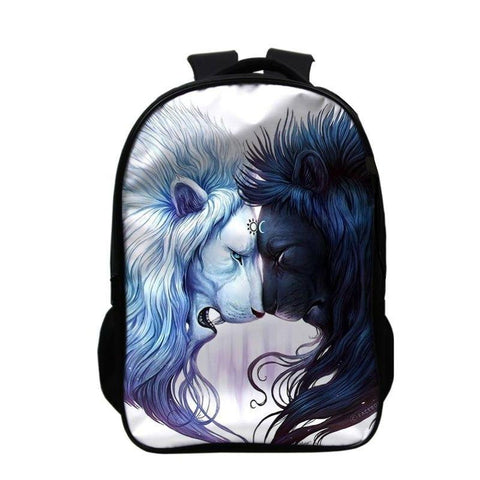 Sac a Dos Lion Union Astrale Light